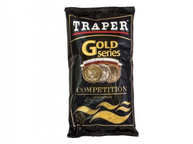 прикормка /TRAPER/ Gold Series Competition 1000гр