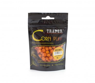 попкорн /TRAPER/ CORN PUFF Tutty-Frutty (тутти-фрутти)  8мм 20г