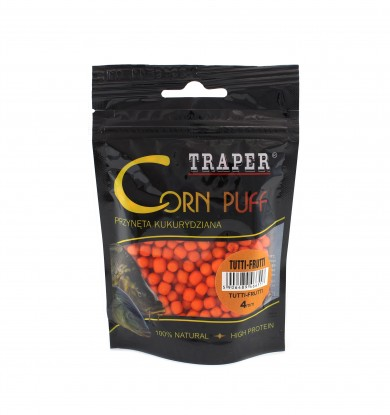 попкорн /TRAPER/ CORN PUFF Tutty-Frutty (тутти-фрутти)  4мм 20г