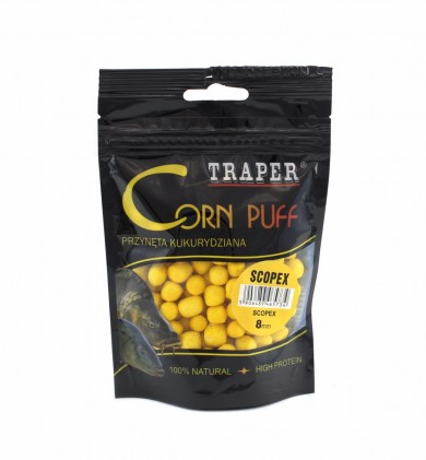 попкорн /TRAPER/ CORN PUFF Scopex  8мм 20г