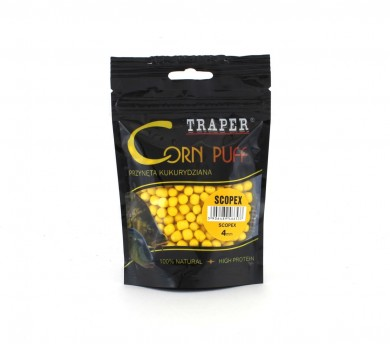 попкорн /TRAPER/ CORN PUFF Scopex  4мм 20г