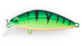 воблер /STRIKE PRO/ (нейтр.) 6см, 6,7гр, 0.5-1.0м EG-161SL(SP)#A103 Shifty Shad Shallow 60S